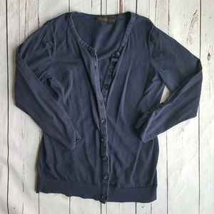 🎉 3 for $10 Navy blue Cardigan
